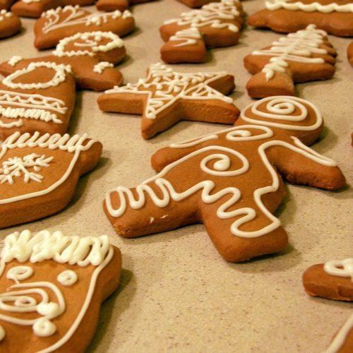 Biscotti pan di zenzero: i gingerbread