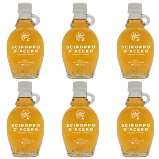 sciroppo-dacero-gold-6-pack