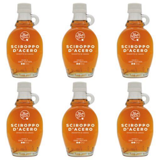 sciroppo-dacero-amber-6-pack