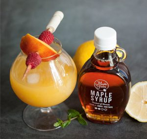 Tropical Maple con succo tropicale e sciroppo d'acero